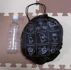 norokkaレインカバー袋
